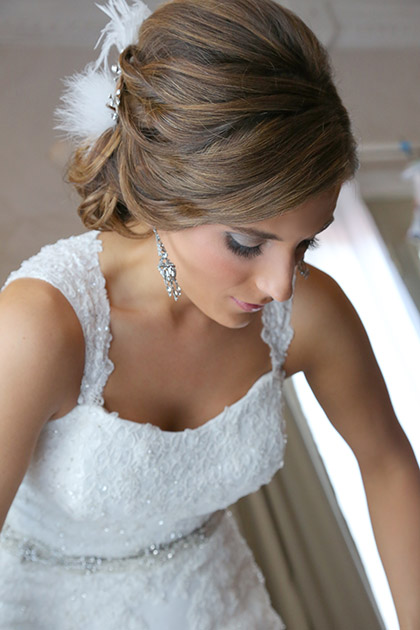 Wedding Makeup That Lasts All Day : Wedding Makeup Hint of Shimmer ~ Austin Makeup Artists